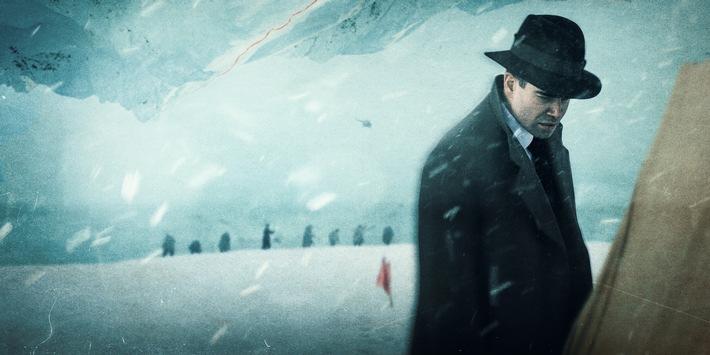 """Das Grauen kam aus der Kälte: FOX zeigt russische Dramaserie """"Djatlow-Pass – Tod im Schnee"""" ab 5. Juli"""