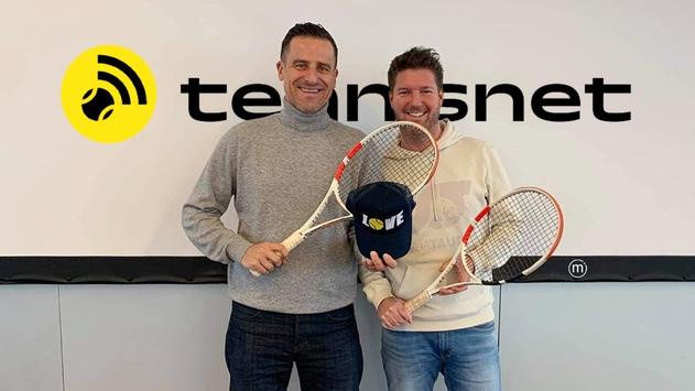 missMEDIA übernimmt 50 Prozent an tennisnet.com
