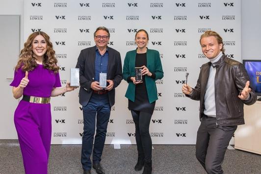 Die Höhle der Löwen: Nico Rosberg investiert gemeinsam mit Judith Williams in plastikfreie Rasierer