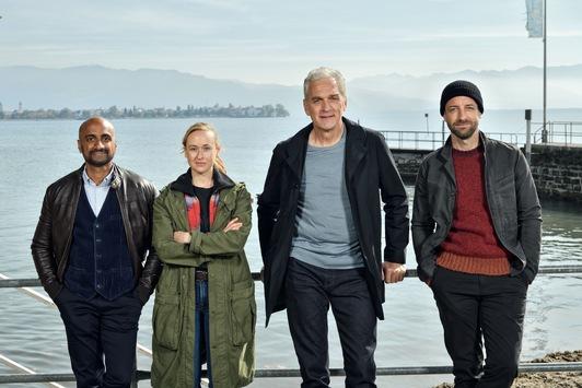 """""""Der Kommissar und der See"""": neue ZDF-Reihe mit Walter Sittler"""