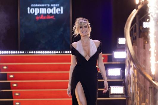"""2021 geht ja schon schön los! """"Germany's Next Topmodel – by Heidi Klum"""" startet am 4. Februar auf ProSieben"""