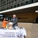 Protest in Brussels: foodwatch Accuses EU of Large-Scale Failings in Health and Safety. foodwatch-activists protest in front ...