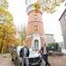 Sozialer Abstieg mit 186 Stufen: Millionärs-Paar tauscht Hamburger Luxus-Wasserturm mit Mini-Wohnung in Bremen - in ...