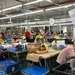 Erschöpfte Arbeiterinnen in der chinesischen Spielzeugfabrik Wah Tung. Weiterer Text über ots und ...