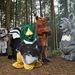 """RTL II bringt die international erfolgreiche Gameshow """"Wild Things"""" unter dem Titel """"Wild im Wald"""" nach Deutschland. Darin ..."""