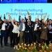 Bild: Gewinner des Family Business Awards 2018: Die 1a hunkeler fenster AG & 1a hunkeler holzbau AG / Weiterer Text über ...