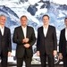 Eberhard Weiblen (CEO Porsche Consulting), Detlev von Platen (Member of the Porsche AG Executive Board for Sales and ...