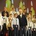Zu Gast bei der 24. José Carreras Gala: Die Regensburger Domspatzen mit Startenor José Carreras bei der Generalprobe für ...