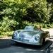 70 ans après le premier essai presse, Neel Jani, pilote d\'usine Porsche et vainqueur du Mans est au volant de la Porsche ...