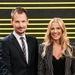 Arena/Reporter Jonas Projer und Christa Rigozzi 2017  Copyright: SRF/Daniel Winkler NO SALES NO ARCHIVES  Die ...